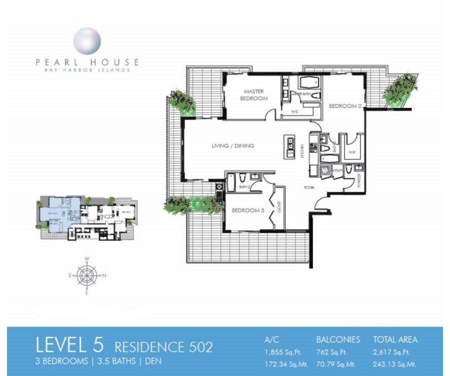 Pearl House - Floorplan 12