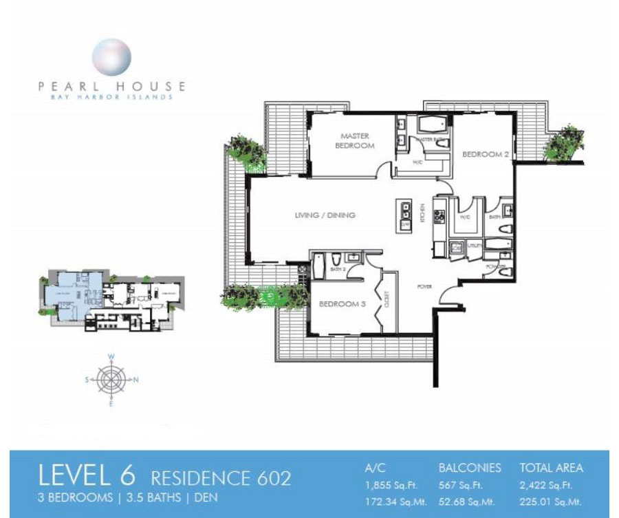 Pearl House - Floorplan 13