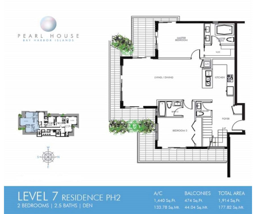 Pearl House - Floorplan 15