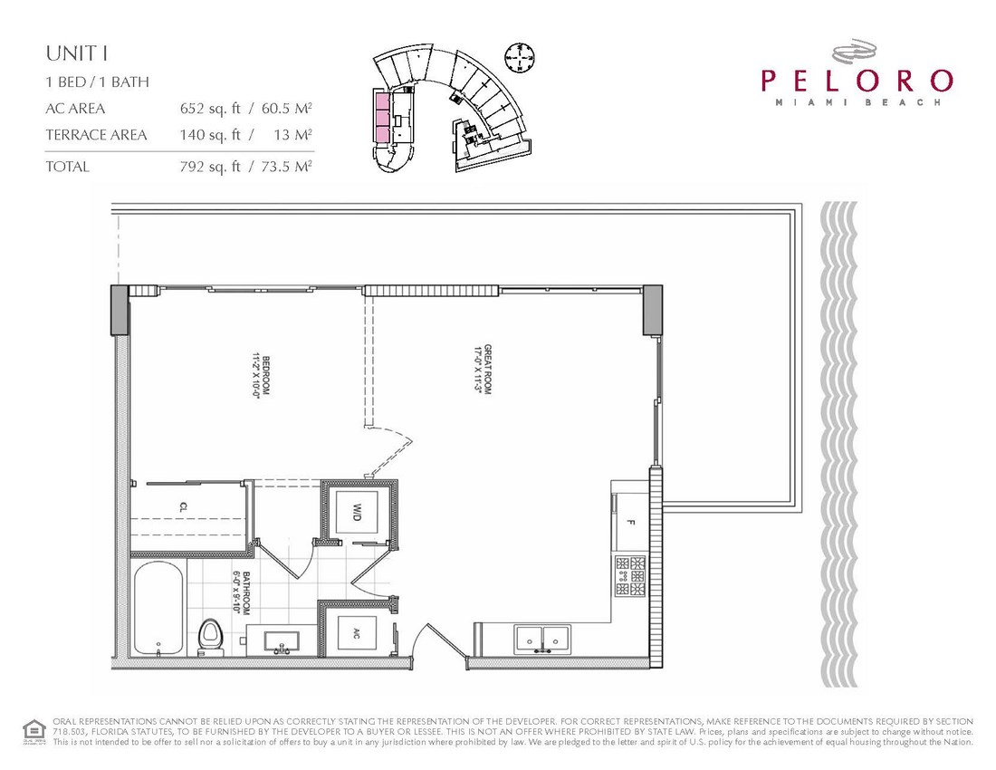 Peloro - Floorplan 2