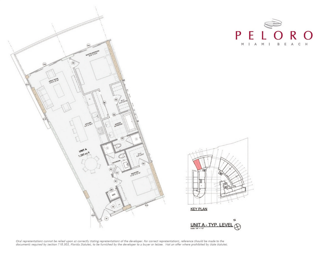 Peloro - Floorplan 4
