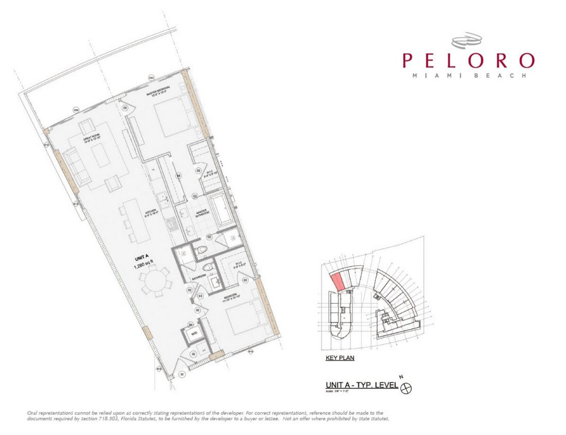 Peloro - Floorplan 4