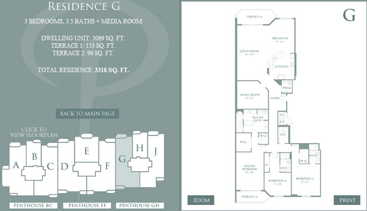 Peninsula - Floorplan 7