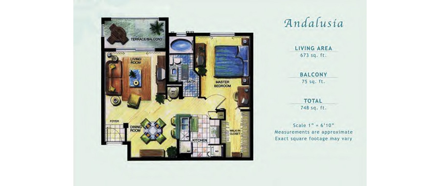 Porto Bellagio - Floorplan 2