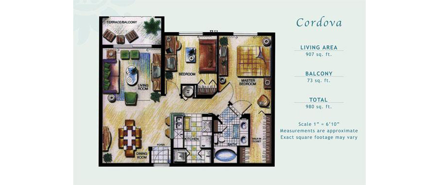 Porto Bellagio - Floorplan 4
