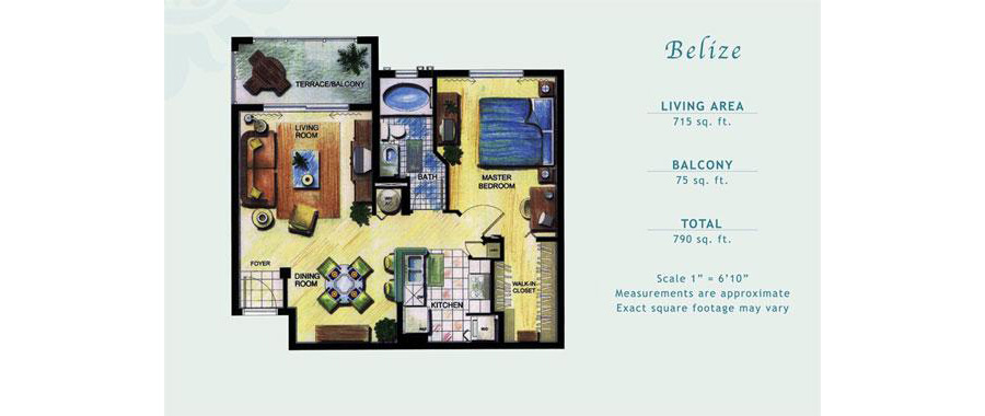 Porto Bellagio - Floorplan 3