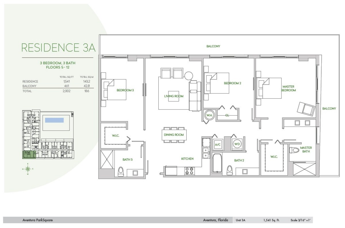 Residences at Park Square - Floorplan 11