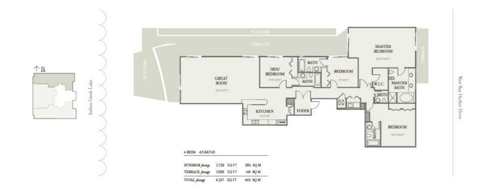Riva Bay Harbor - Floorplan 7