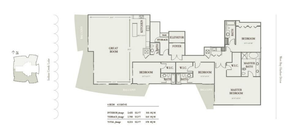 Riva Bay Harbor - Floorplan 9