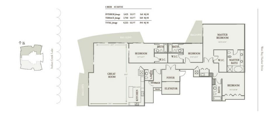 Riva Bay Harbor - Floorplan 8