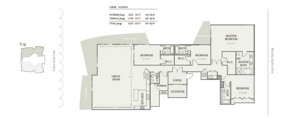 Riva Bay Harbor - Floorplan 8