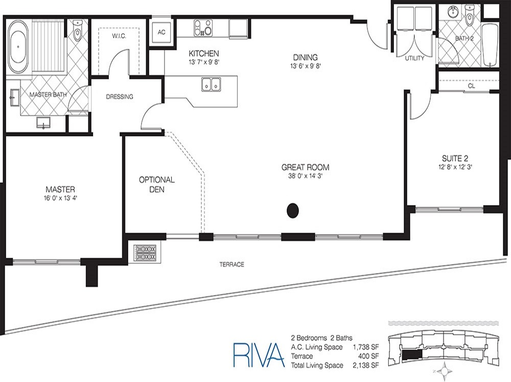 Riva - Floorplan 3
