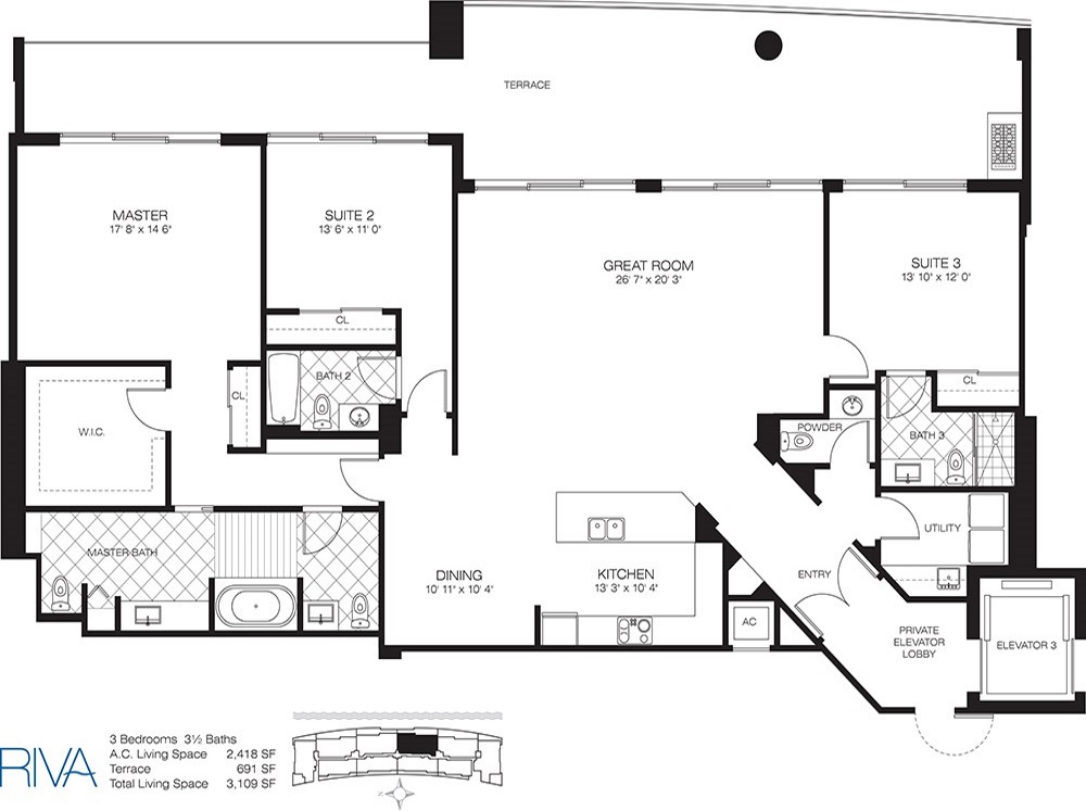 Riva - Floorplan 5