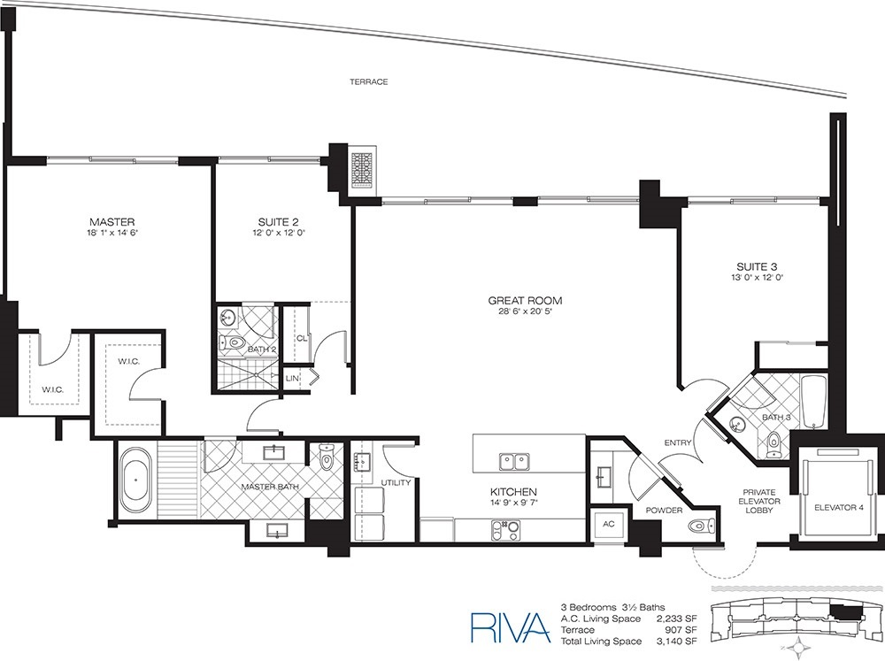 Riva - Floorplan 7