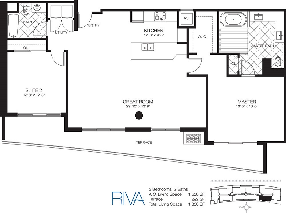 Riva - Floorplan 8