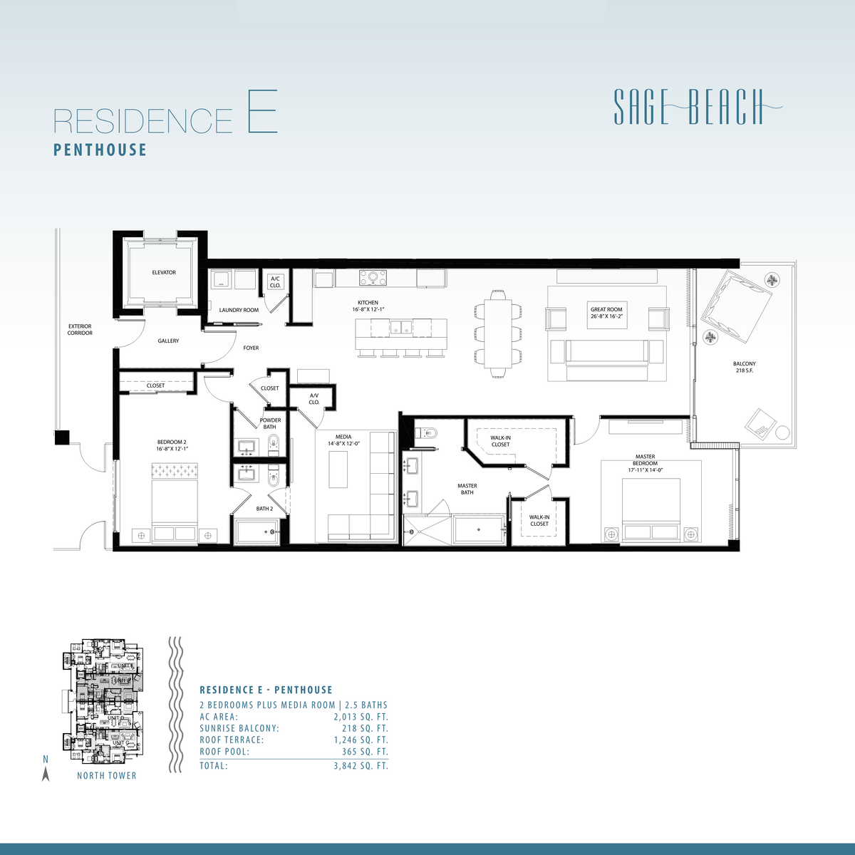 Sage Beach - Floorplan 10