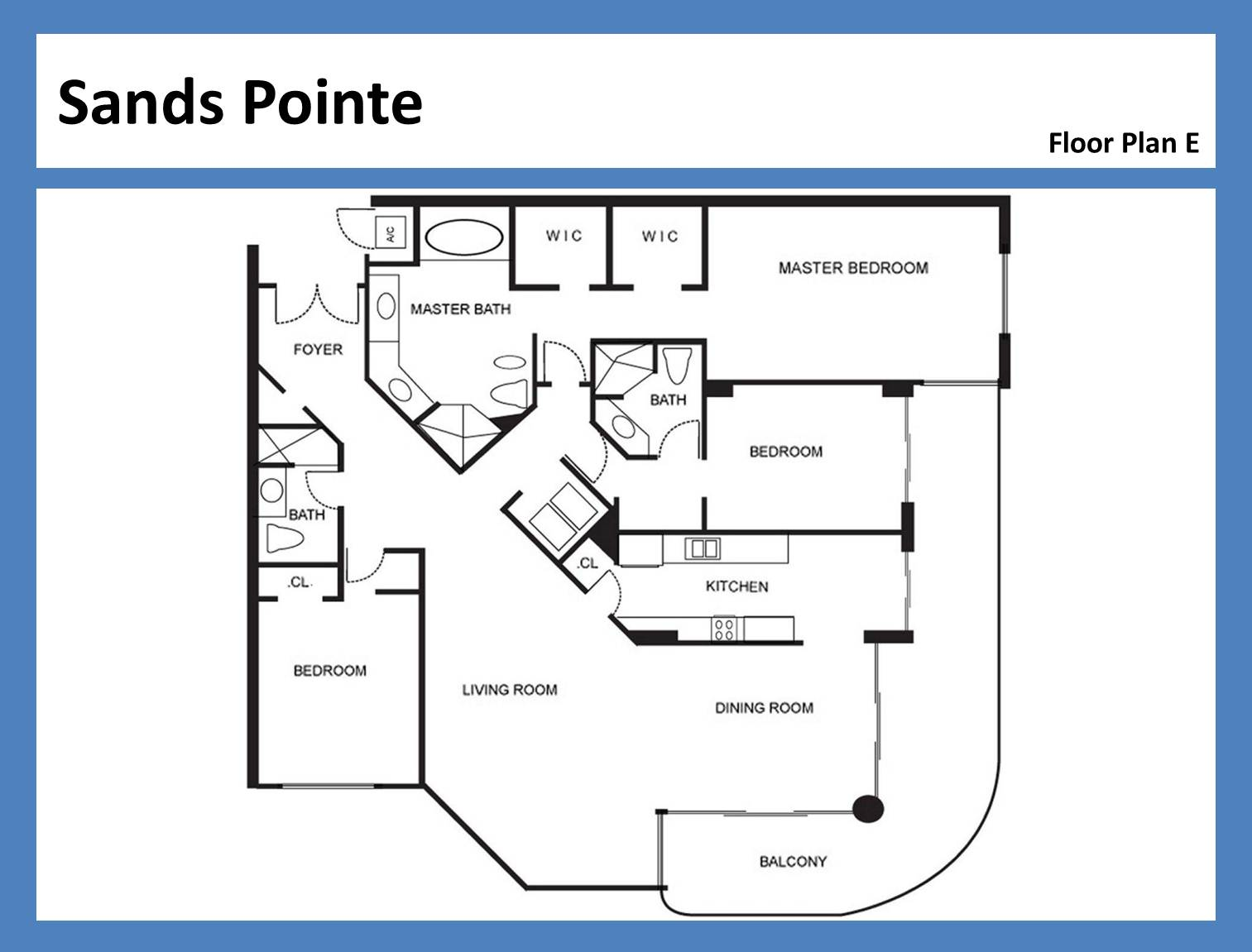 Sands Pointe - Floorplan 2
