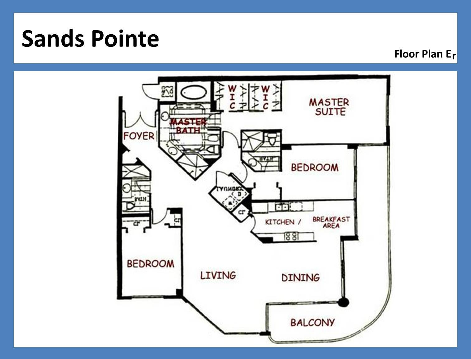 Sands Pointe - Floorplan 4