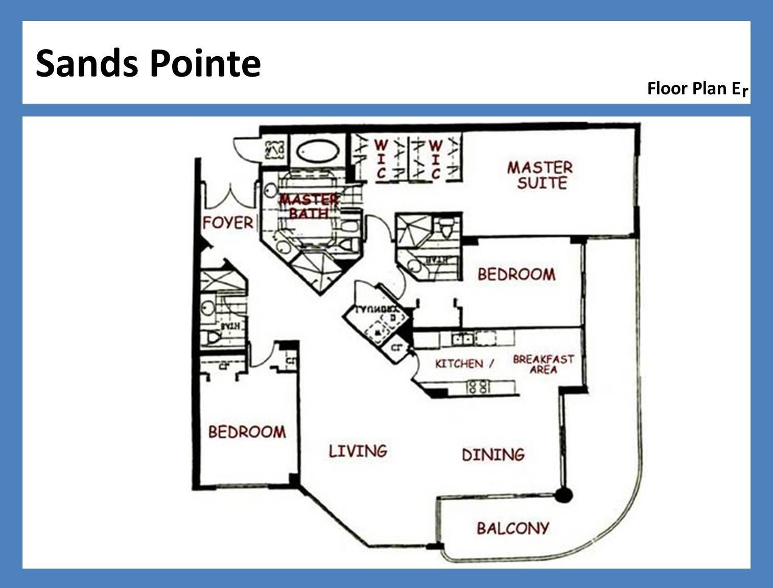 Sands Pointe - Floorplan 4