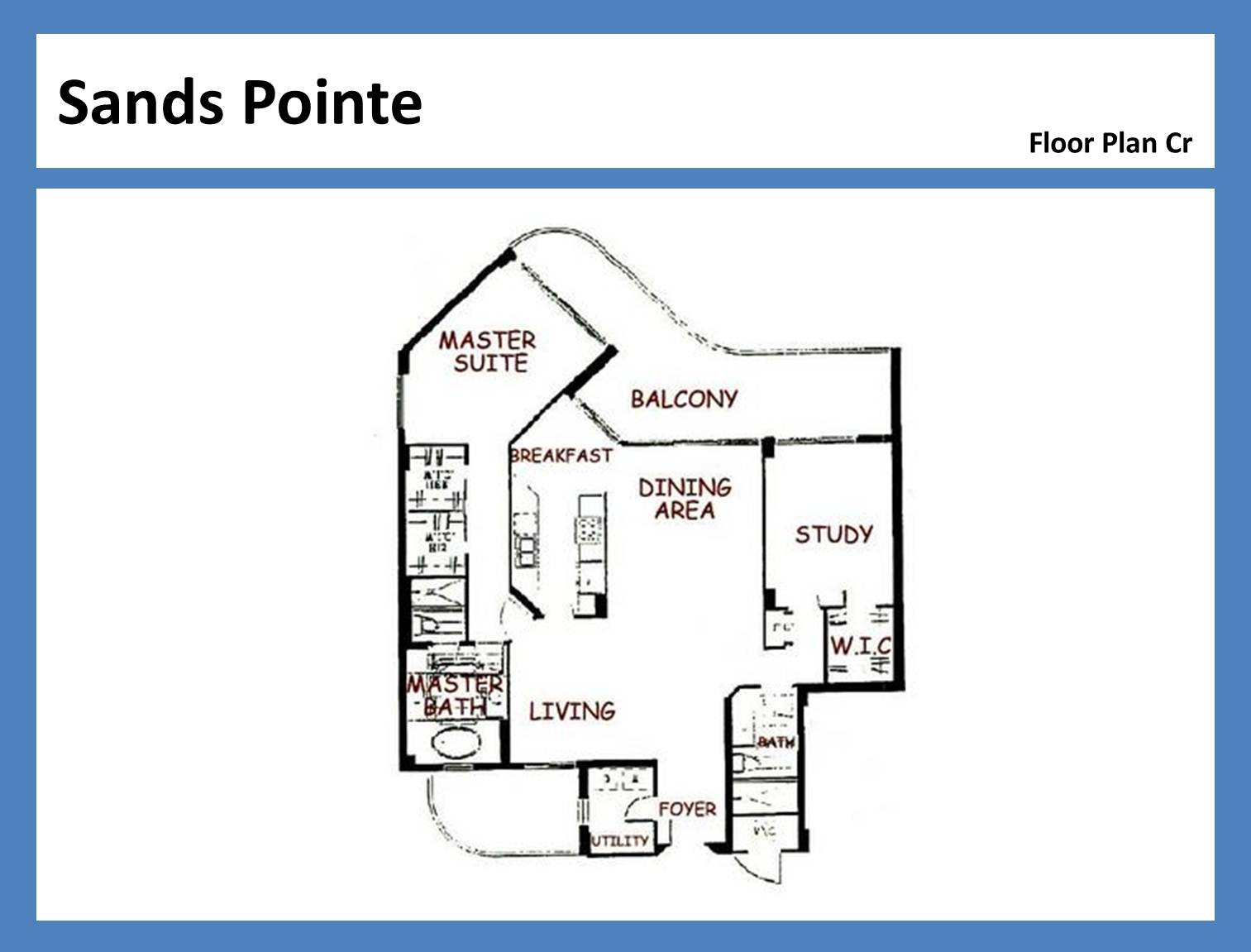 Sands Pointe - Floorplan 5