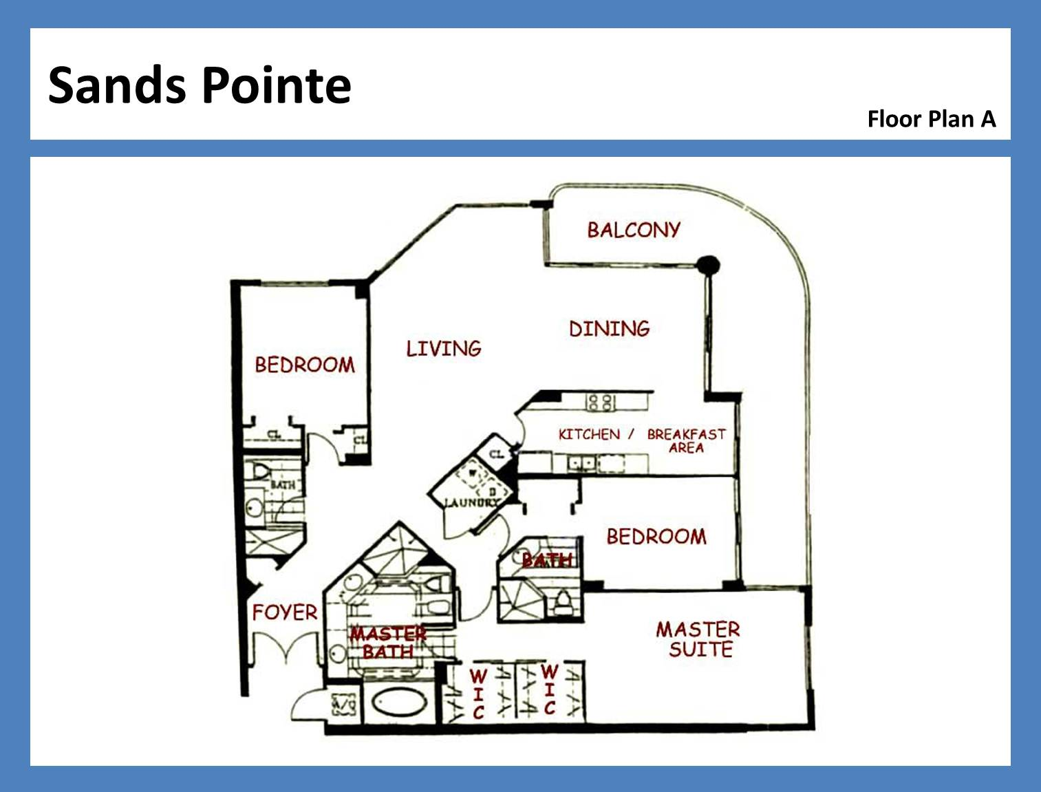 Sands Pointe - Floorplan 8