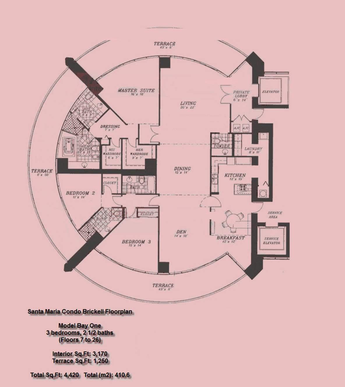 Santa Maria - Floorplan 2