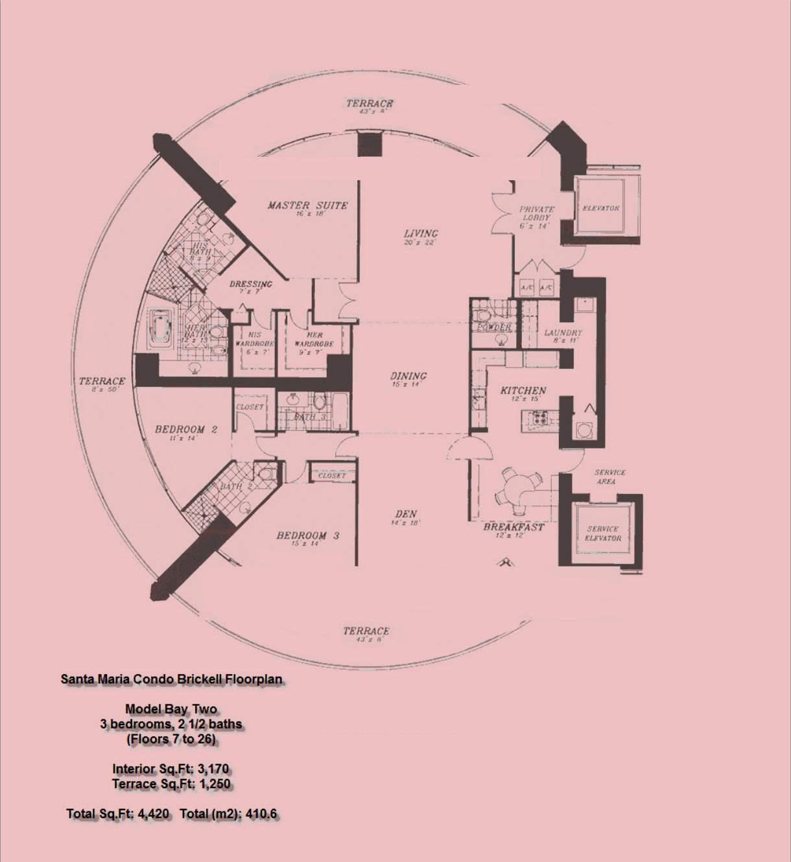 Santa Maria - Floorplan 3