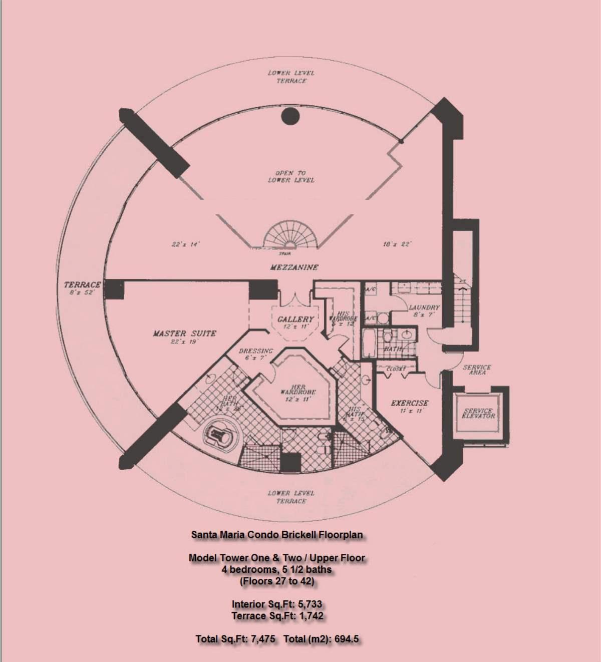 Santa Maria - Floorplan 5