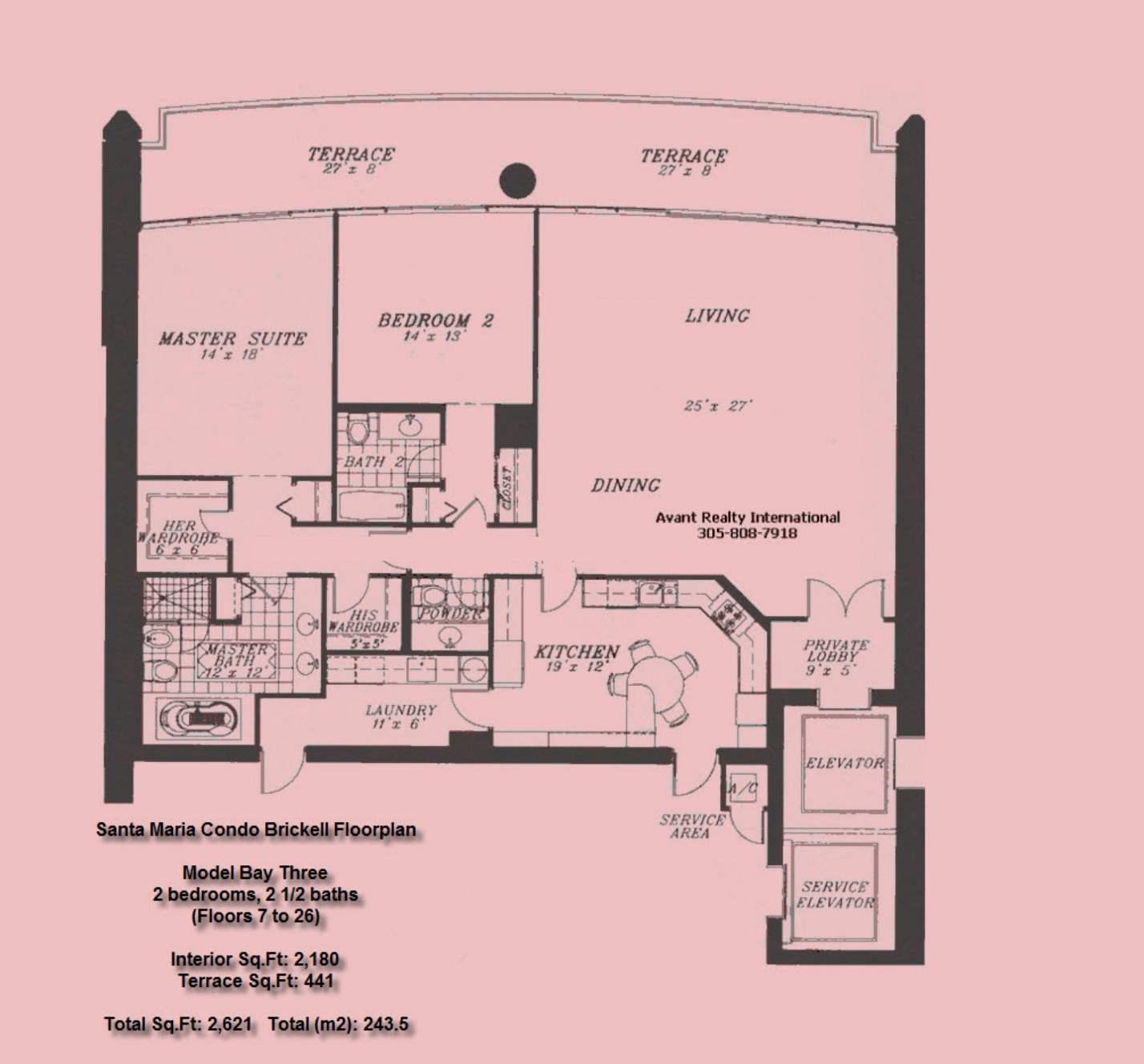 Santa Maria - Floorplan 6