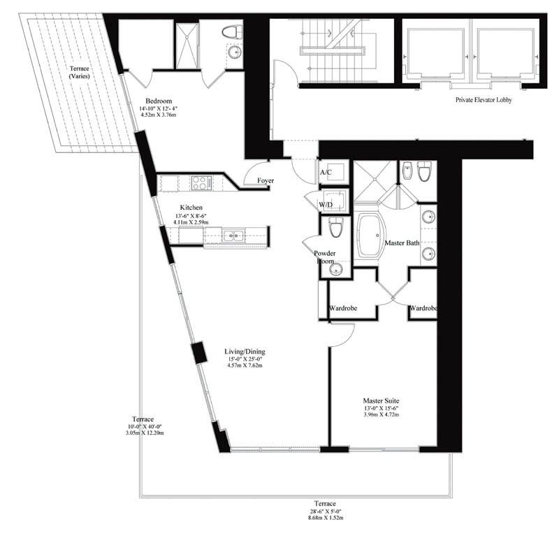 Sayan - Floorplan 1