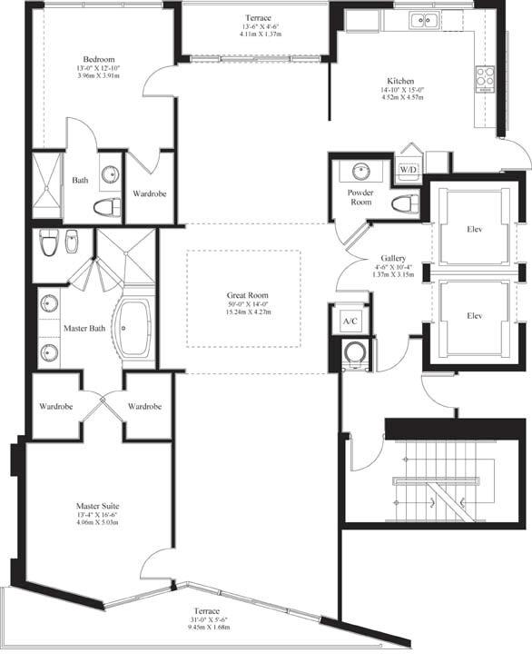 Sayan - Floorplan 3