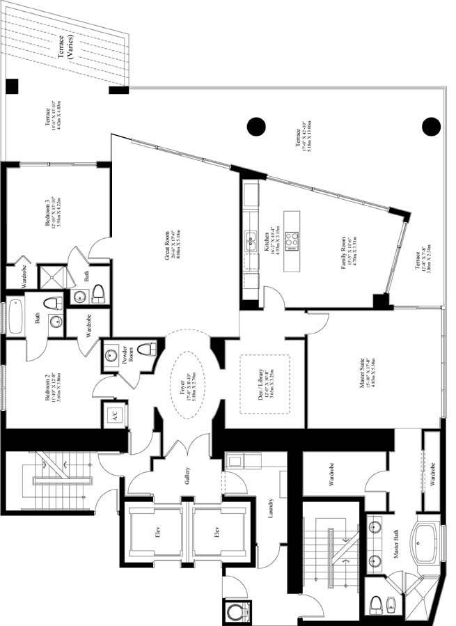 Sayan - Floorplan 4