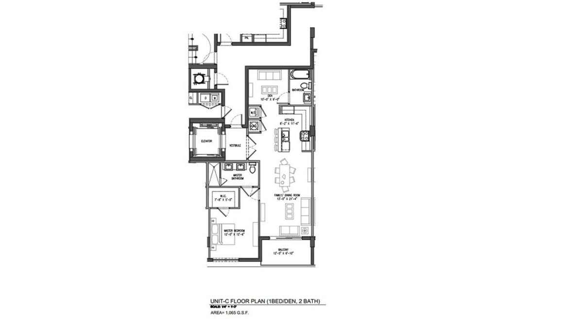 Sereno at Bay Harbor Islands - Floorplan 7