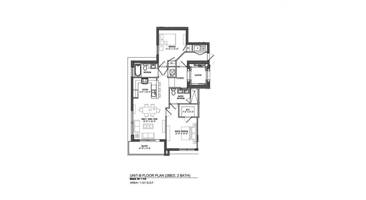 Sereno at Bay Harbor Islands - Floorplan 8