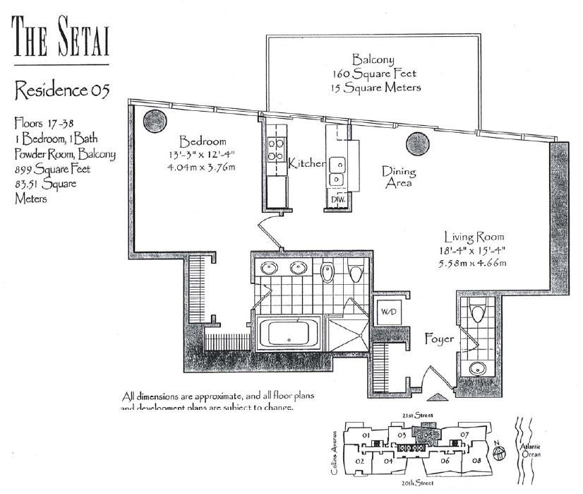 Setai - Floorplan 8