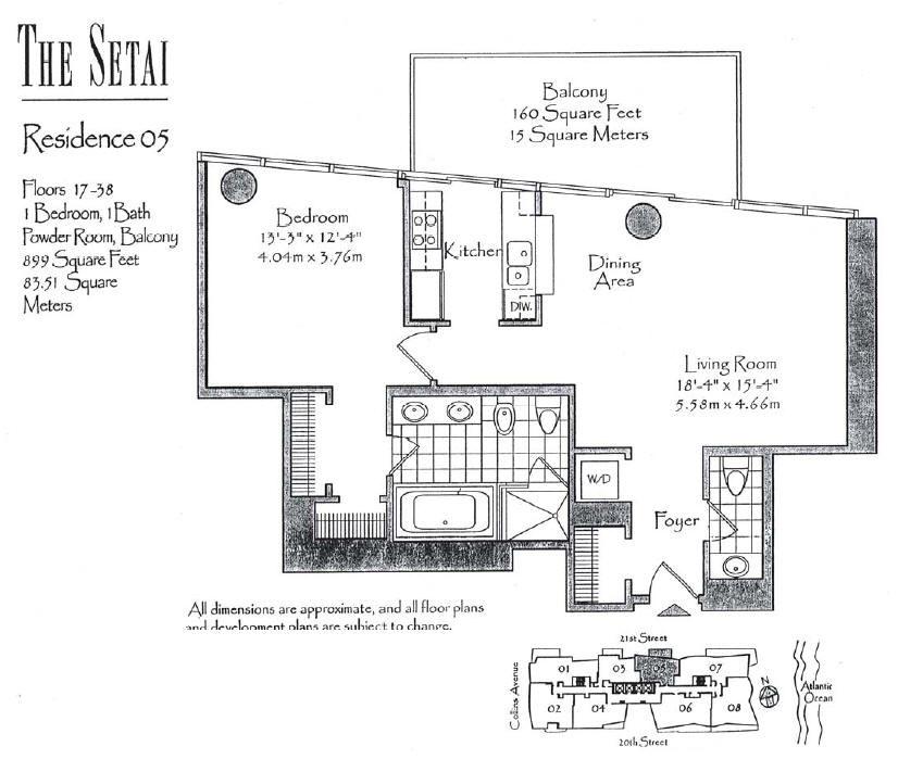 Setai - Floorplan 8