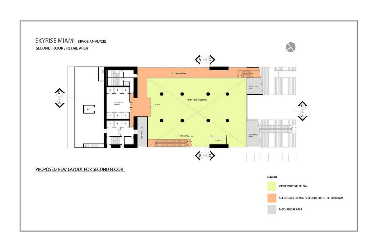 Skyrise - Floorplan 2