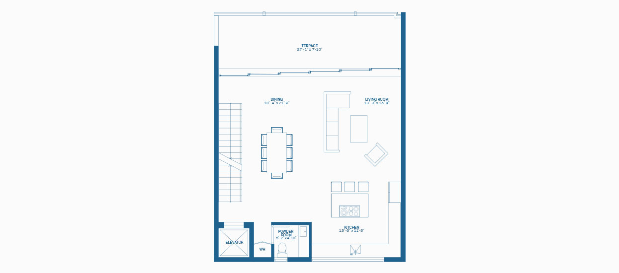 Sofi House - Floorplan 1