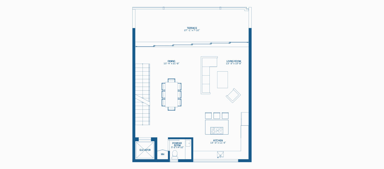 Sofi House - Floorplan 2