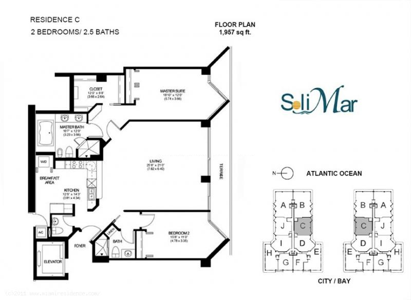 Solimar - Floorplan 1