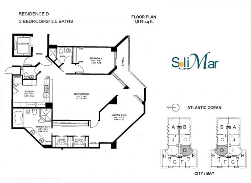 Solimar - Floorplan 2