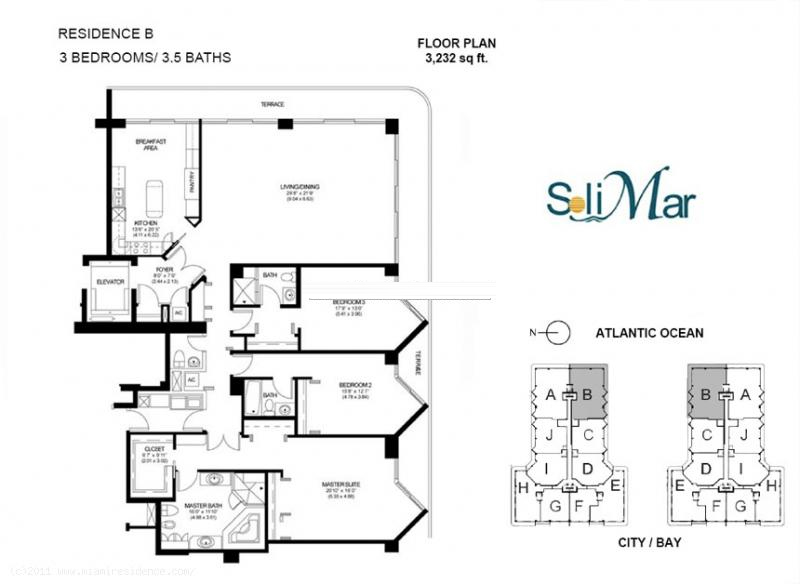 Solimar - Floorplan 4