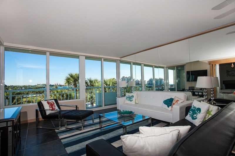 South Pointe Towers Miami Beach