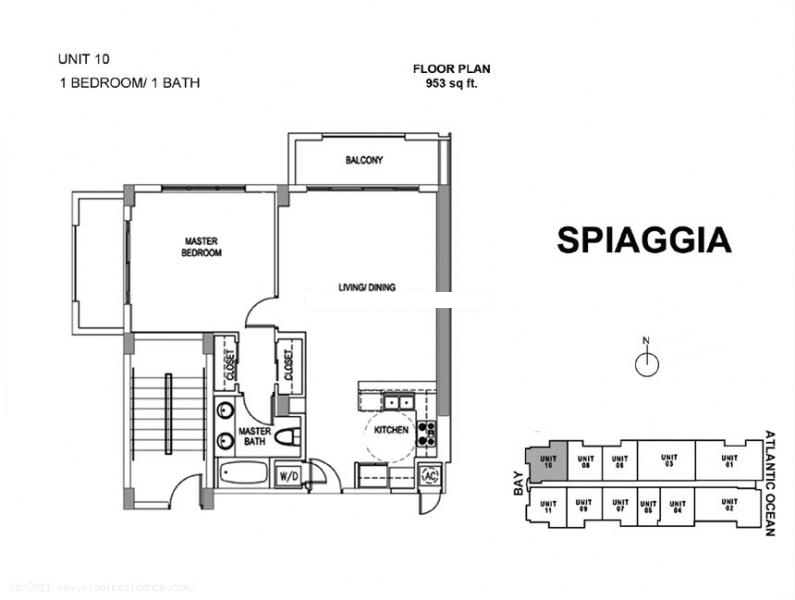 Spiaggia - Floorplan 12
