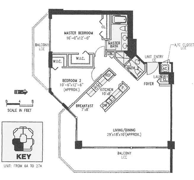 St Tropez - Floorplan 1