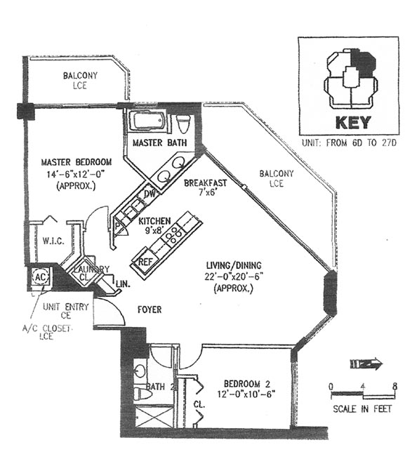St Tropez - Floorplan 4