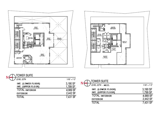 Star Lofts On The Bay - Floorplan 7