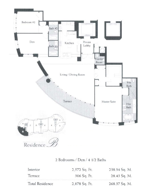 The Bath Club - Floorplan 2