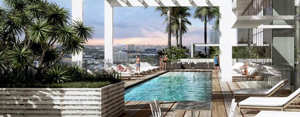 The Bentley Residences Hotel Edgewater