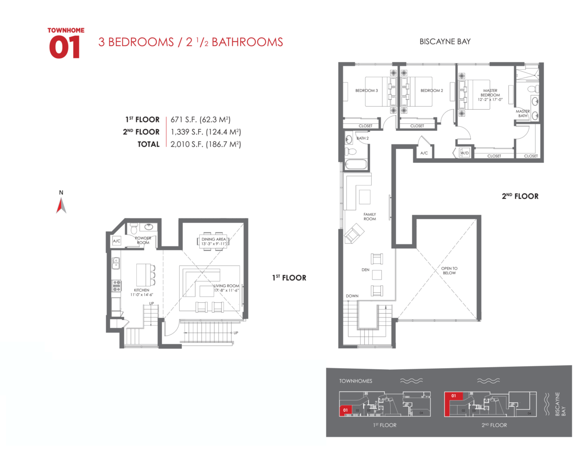 The Crimson Residences - Floorplan 1
